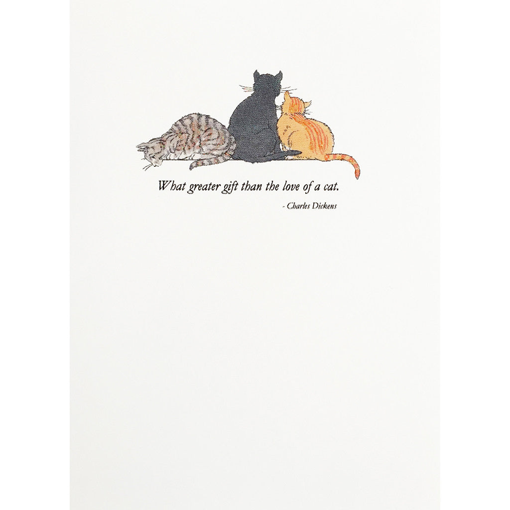 Greeting Card Cat