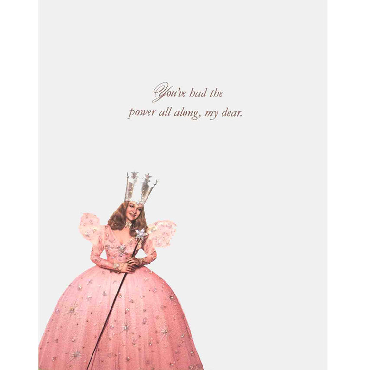 Glinda Encouragement Card