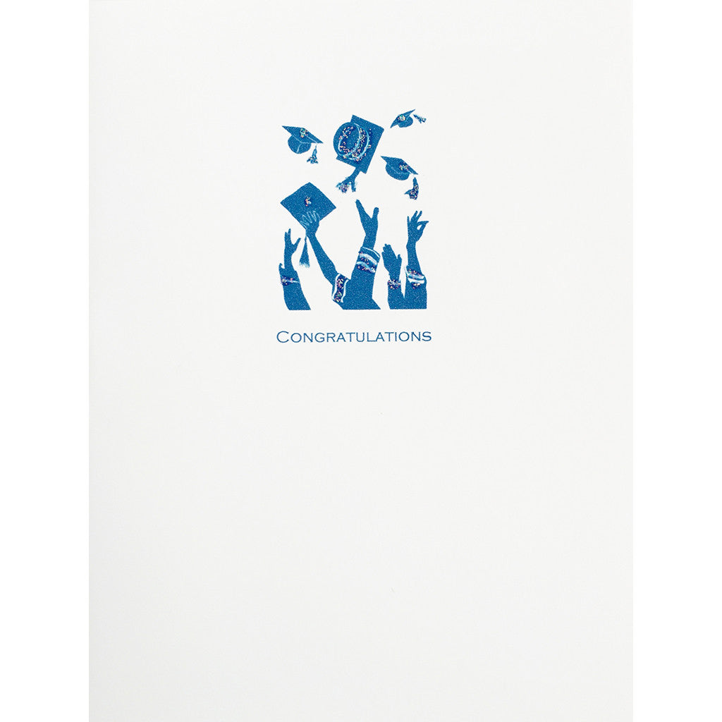 Greeting Card Graduation Hats - Lumia Designs
