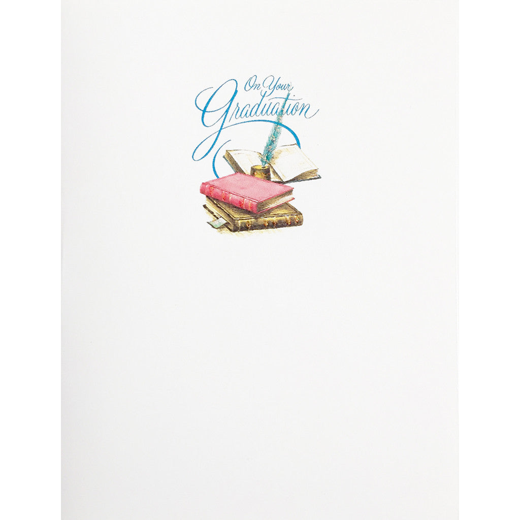 Greeting Card Grad Books - Lumia Designs