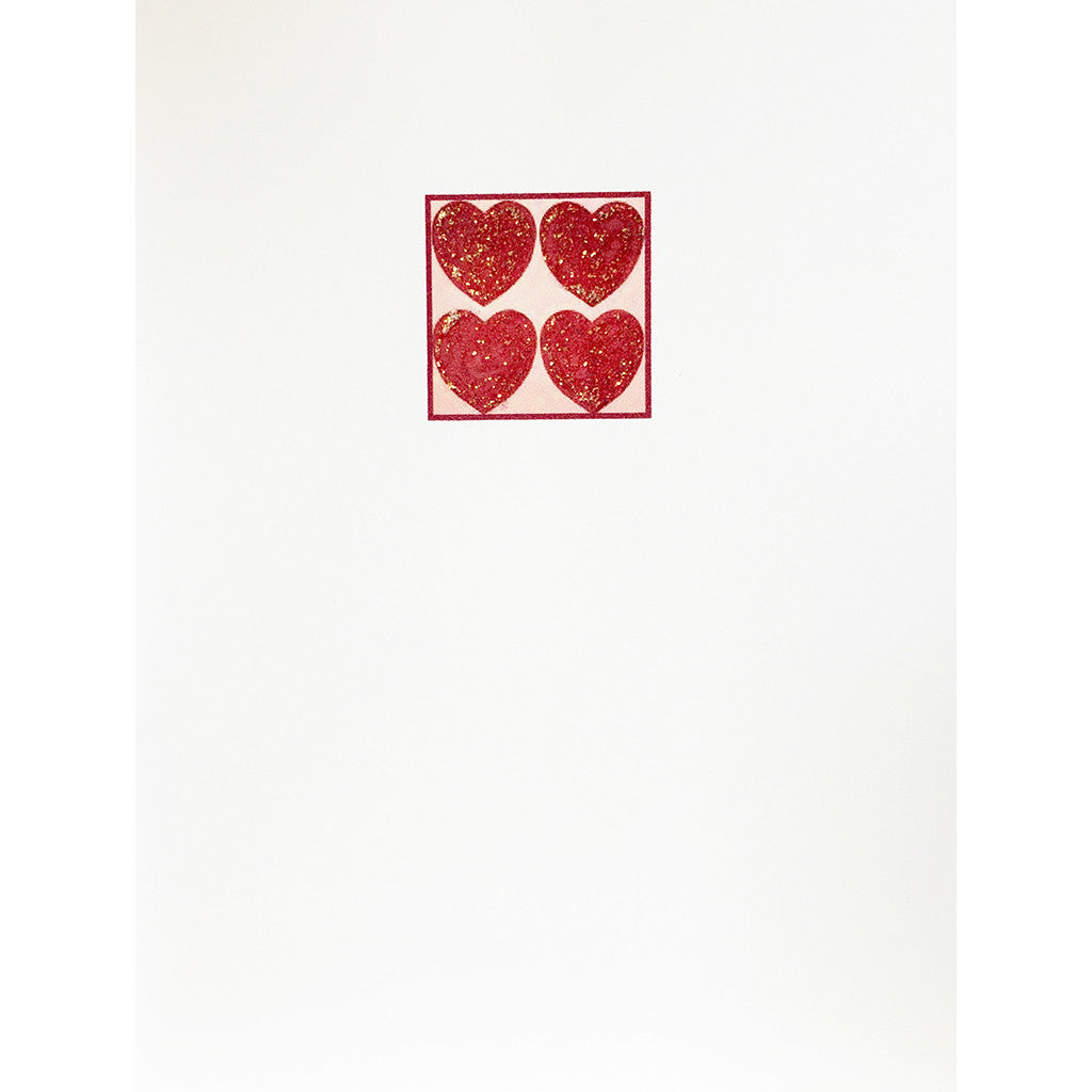 Hearts Greeting Card Lumia Designs