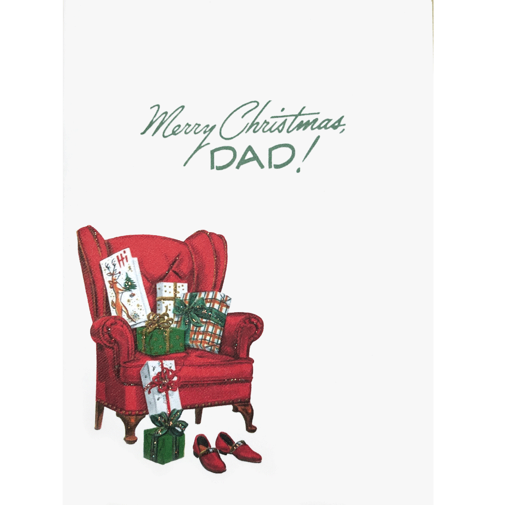 Dad Chair Christmas