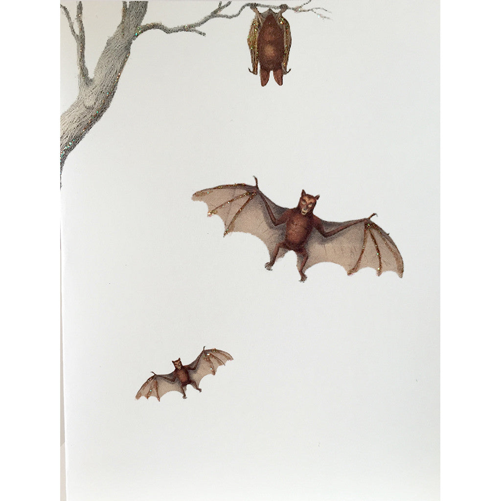 Greeting Card Bats - Lumia Designs