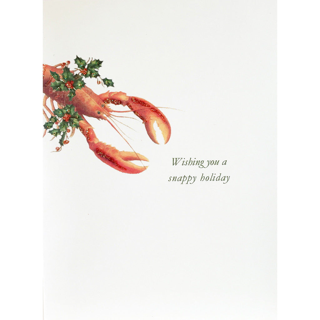 Greeting Card Snappy Holiday - Lumia Designs