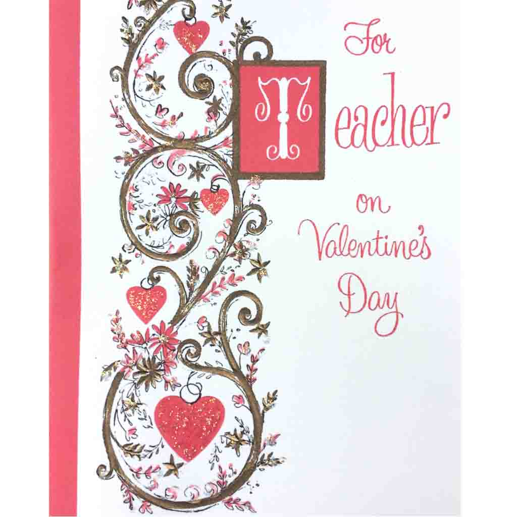 Teacher's Valentine