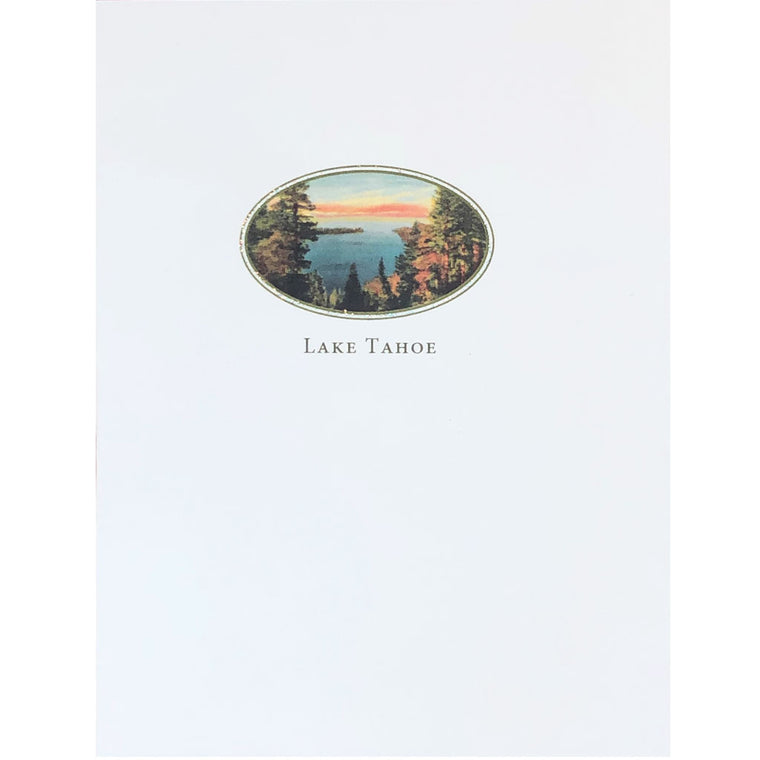 Lake Tahoe Card