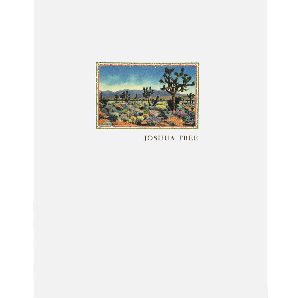 Joshua Tree Card