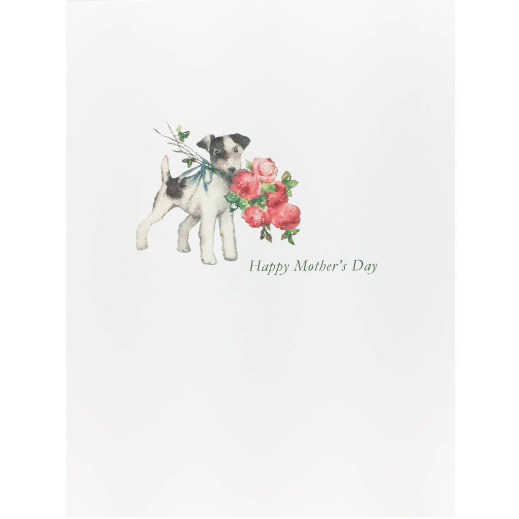 Doggie Roses Mother's Day