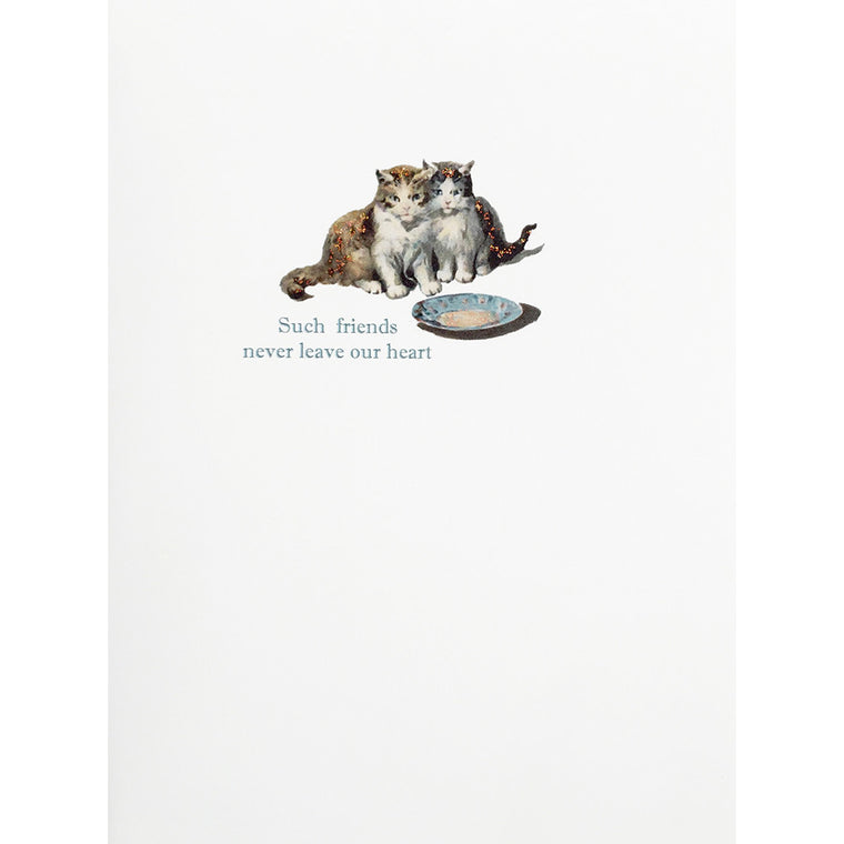 Cat Sympathy Card Lumia Designs
