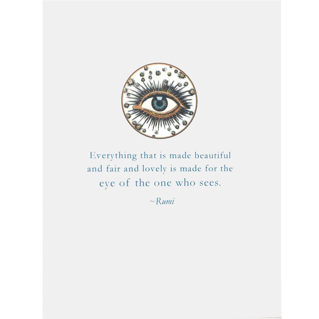 All Seeing Eye Card