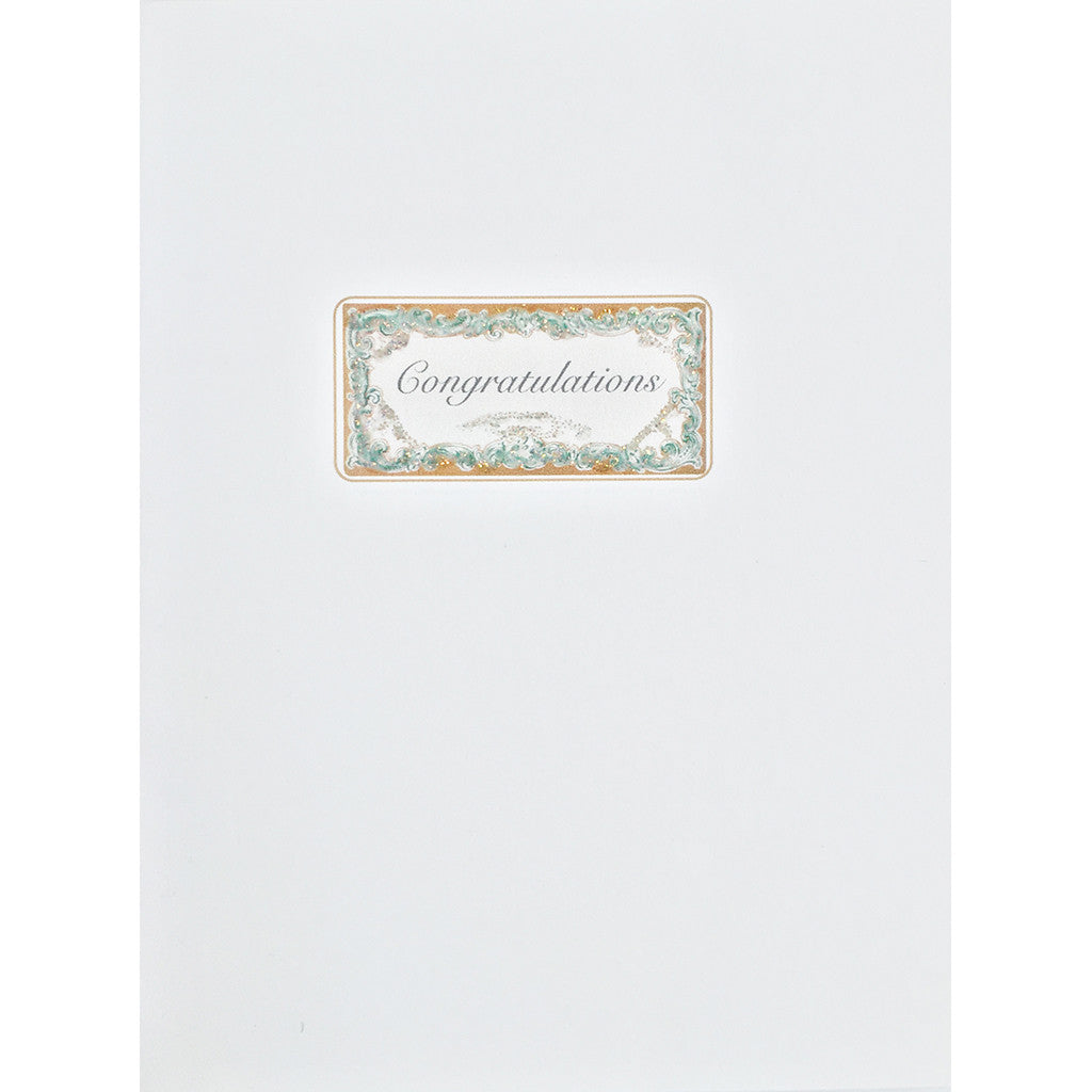 Greeting Card Congratulations - Lumia Designs