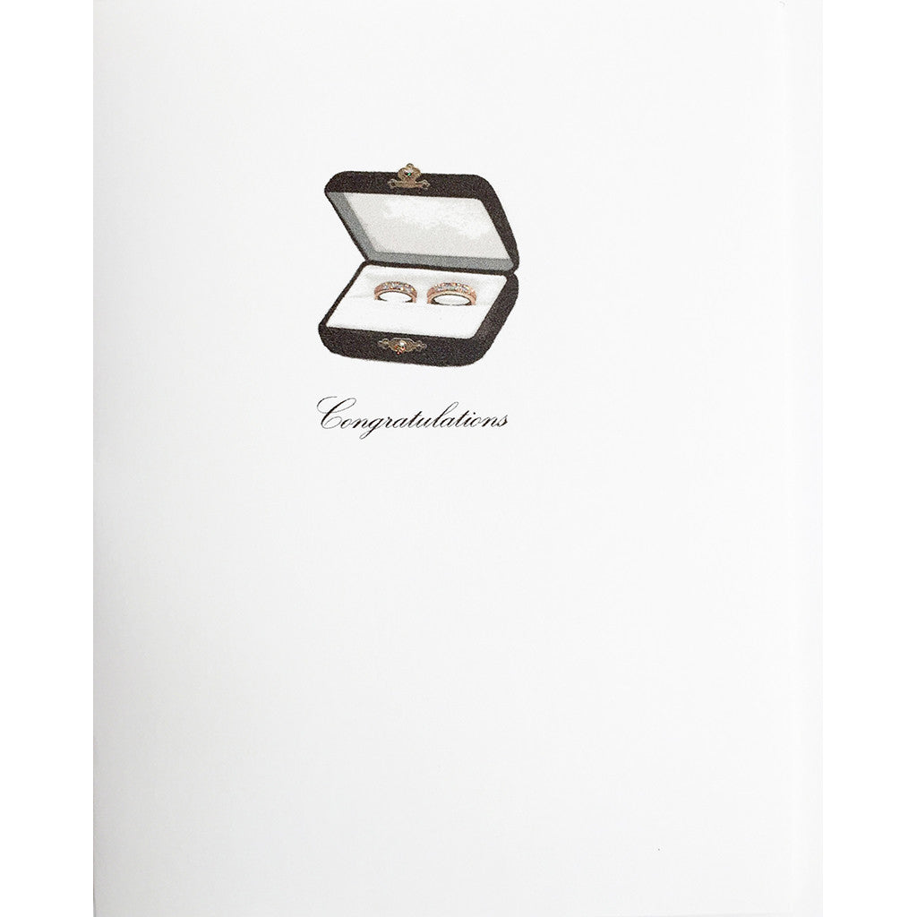 Greeting Card Wedding Bands - Lumia Designs