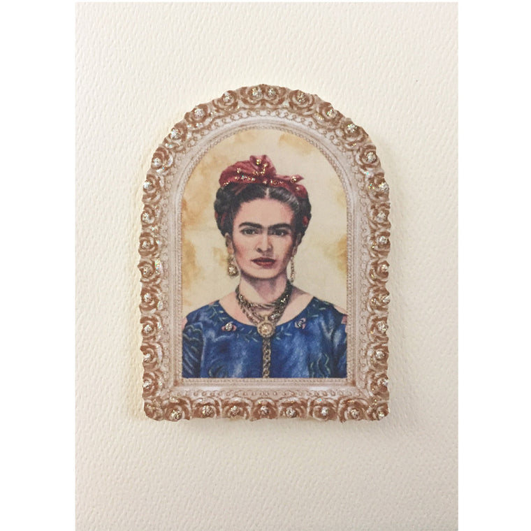 Frida Kahlo Arch Card
