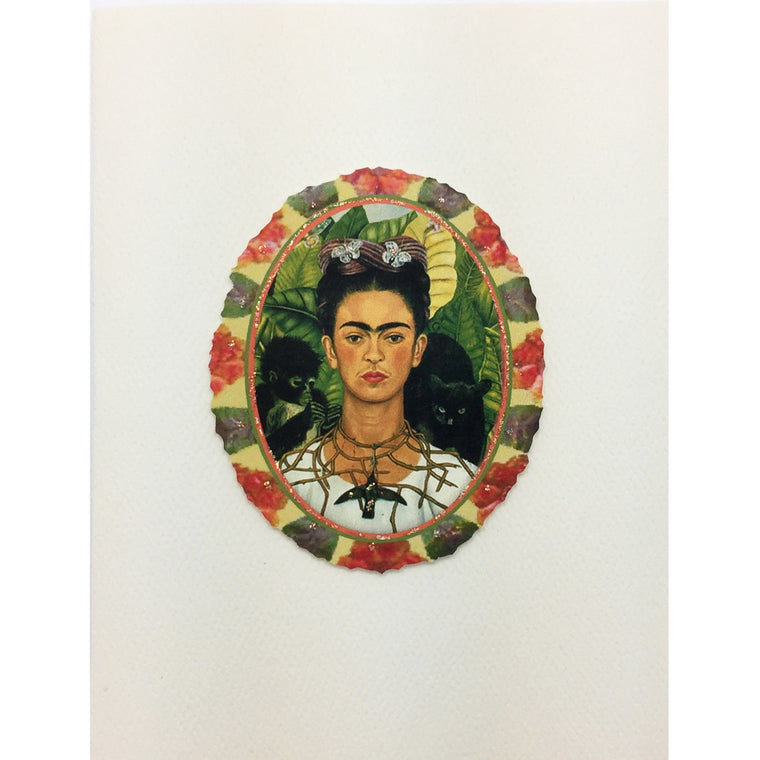 Frida Kahlo Thorns