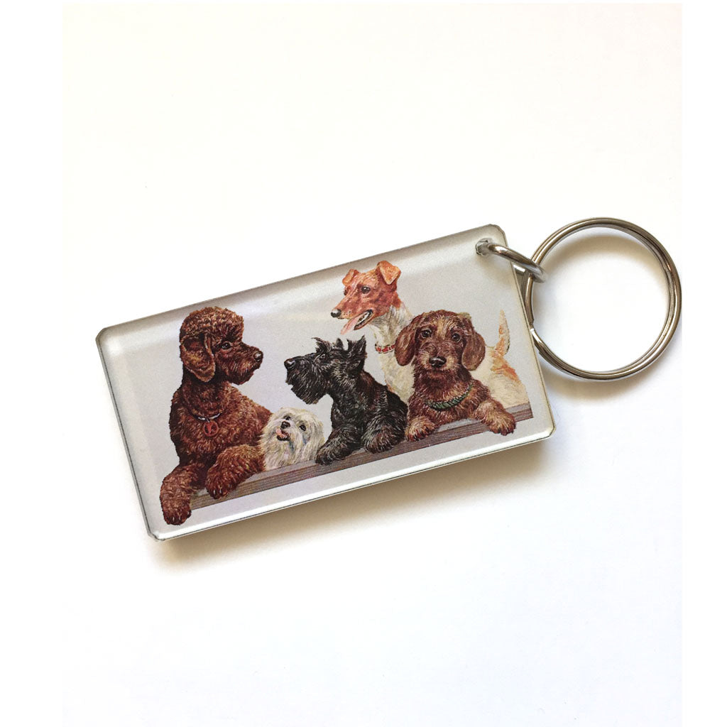 Dog Keychain Lumia Designs