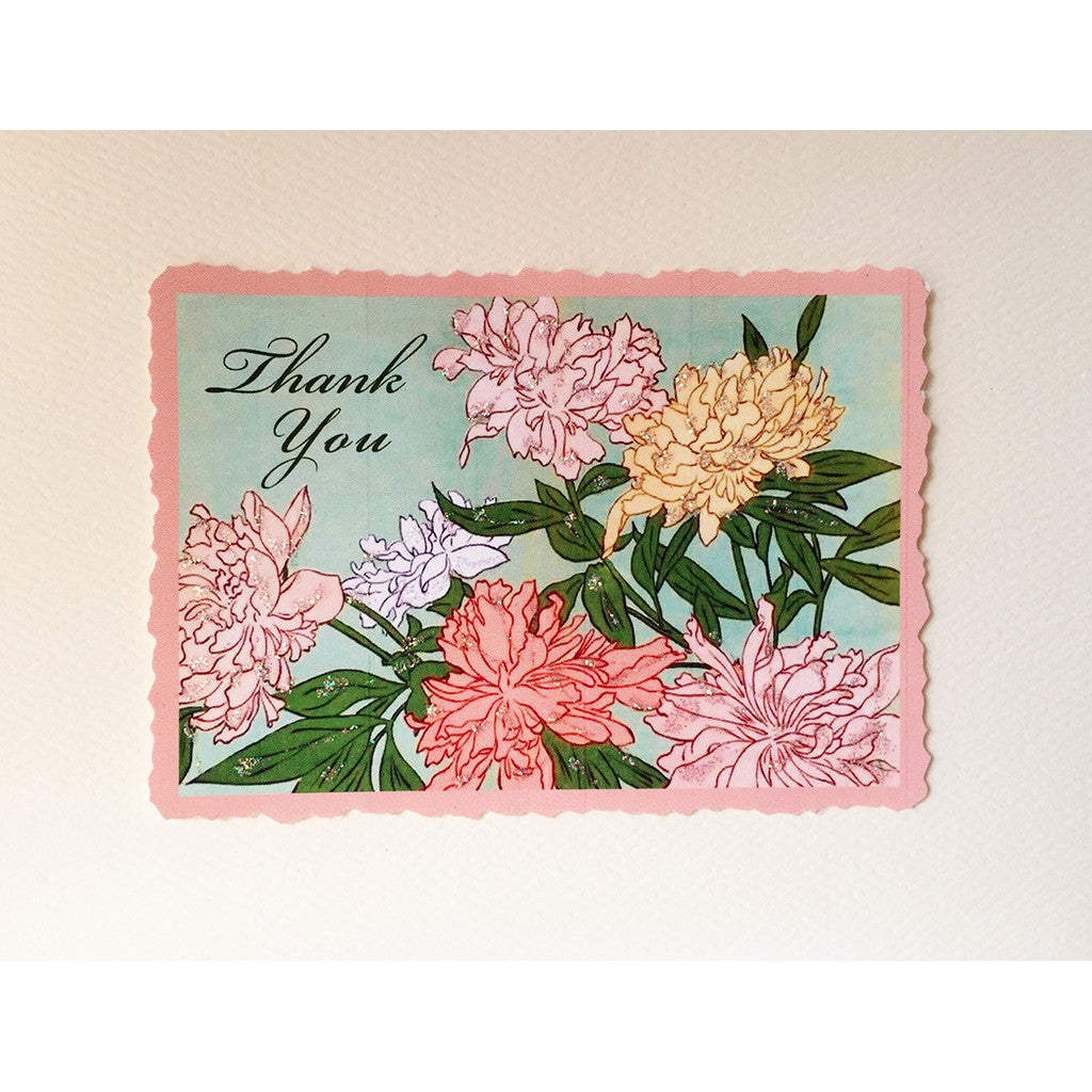 Greeting Card Chrysanthemum - Lumia Designs