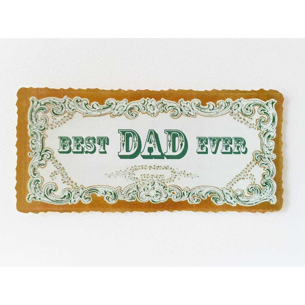 Best Dad Ever Greeting Card Lumia Designs