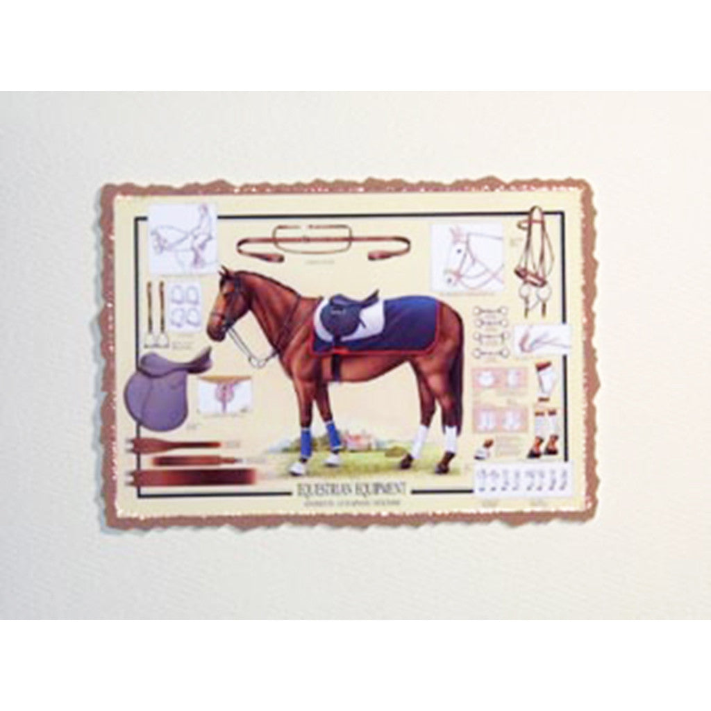 Greeting Card Equestrian - Lumia Designs