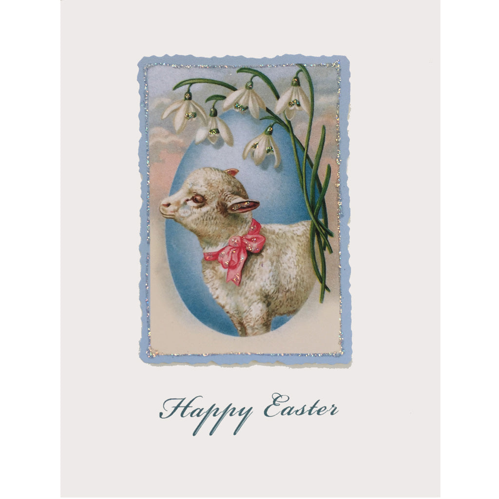 Easter Lamb Easter Card