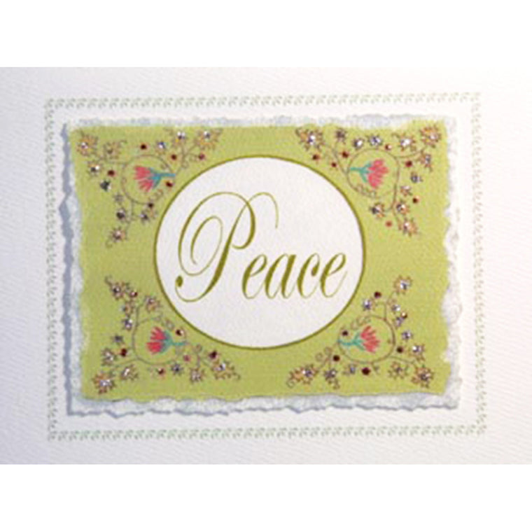 Greeting Card Peace - Lumia Designs