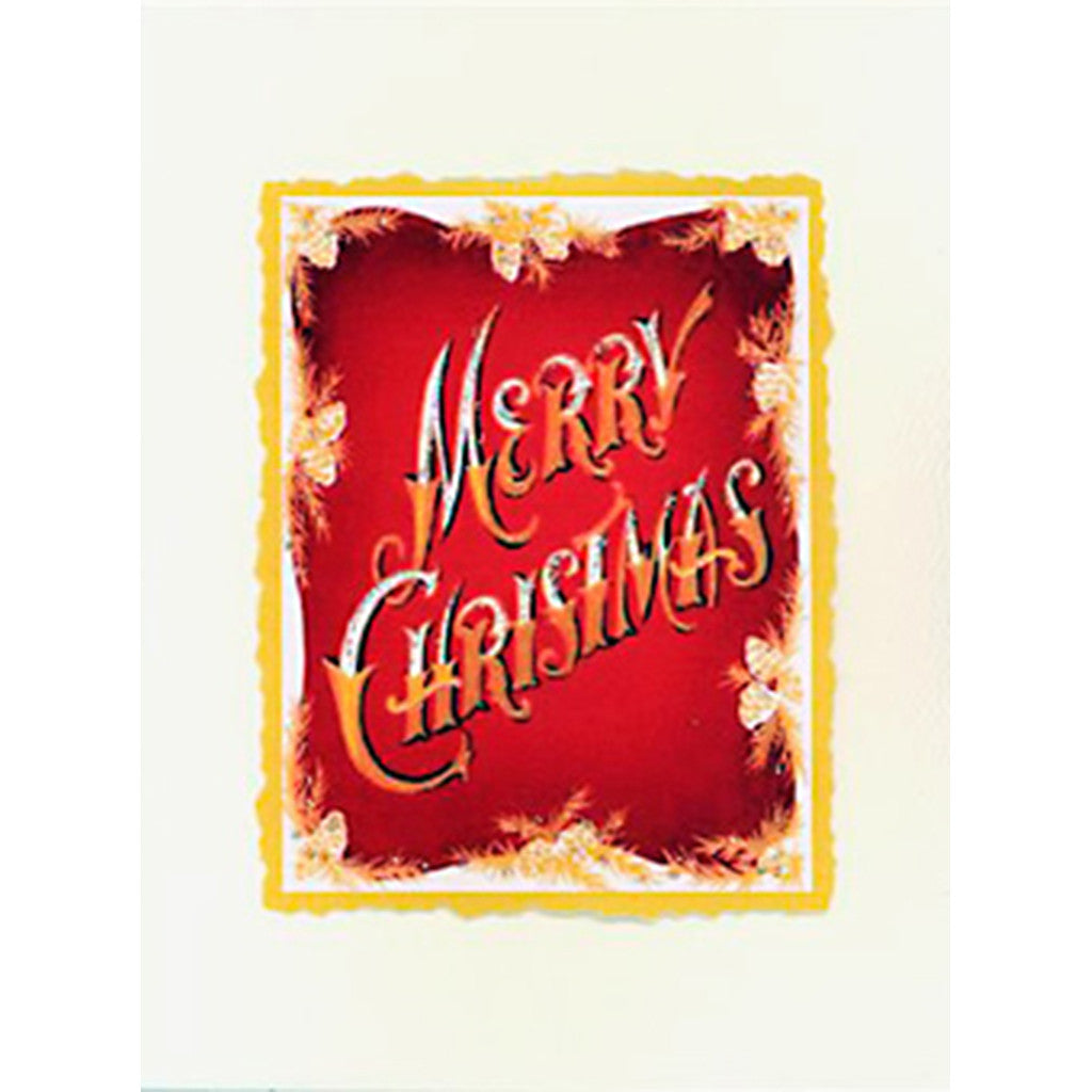 Greeting Card Vintage Xmas - Lumia Designs