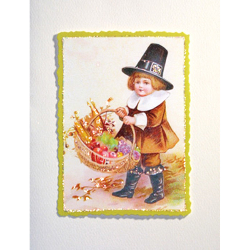 Greeting Card Pilgrim - Lumia Designs