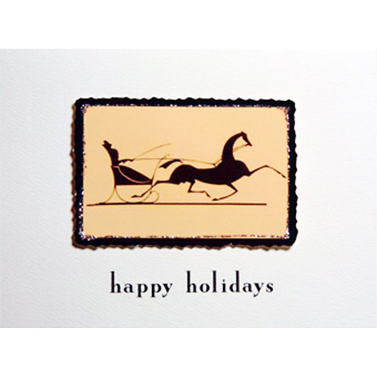 Greeting Card Holiday Coach - Lumia Designs