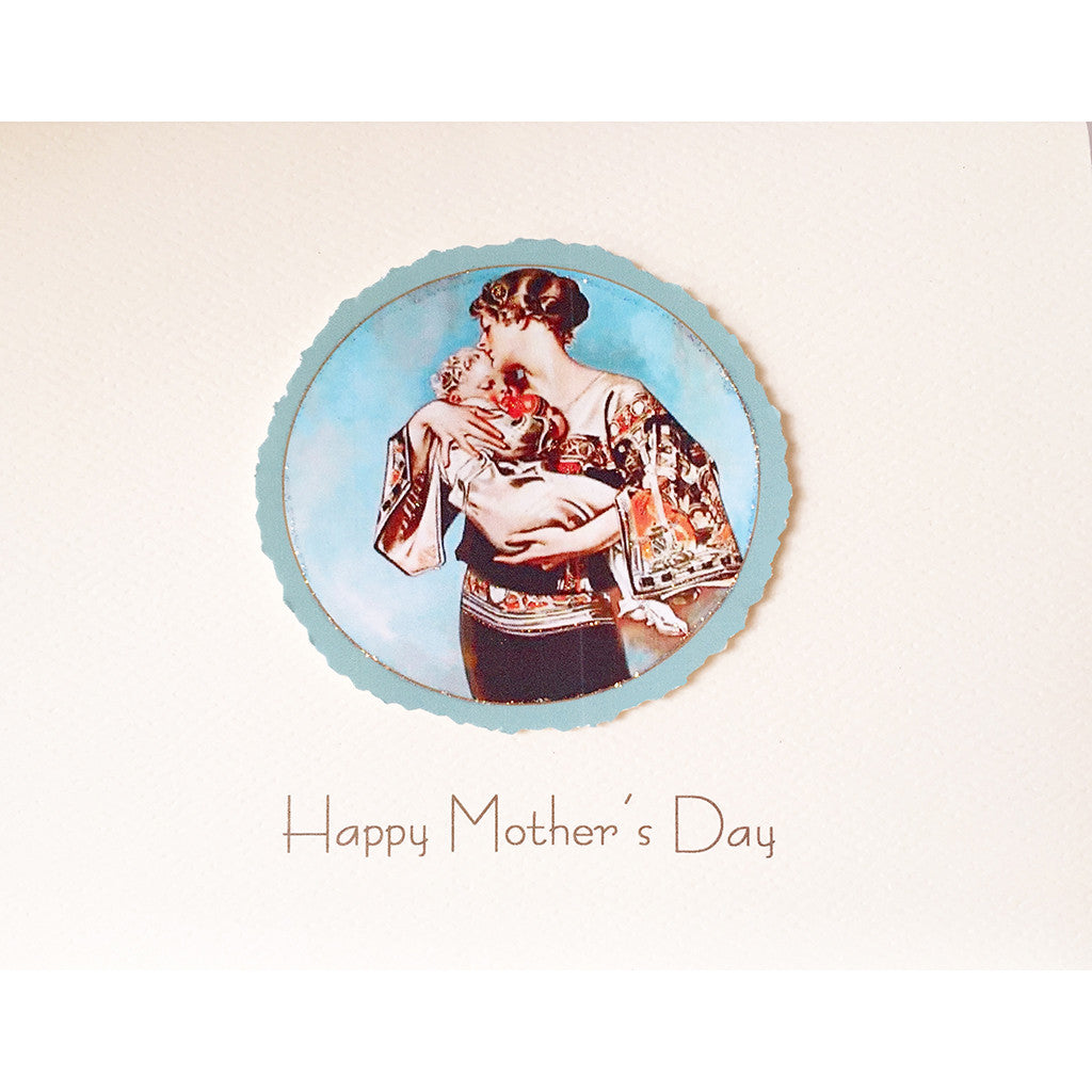Greeting Card Deco Mother's Day - Lumia Designs