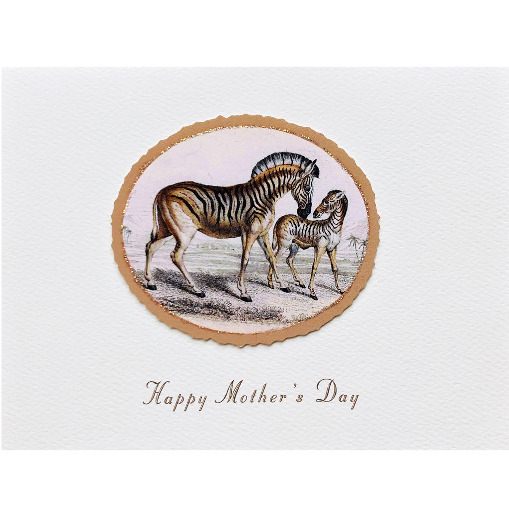 Zebras Mother's Day
