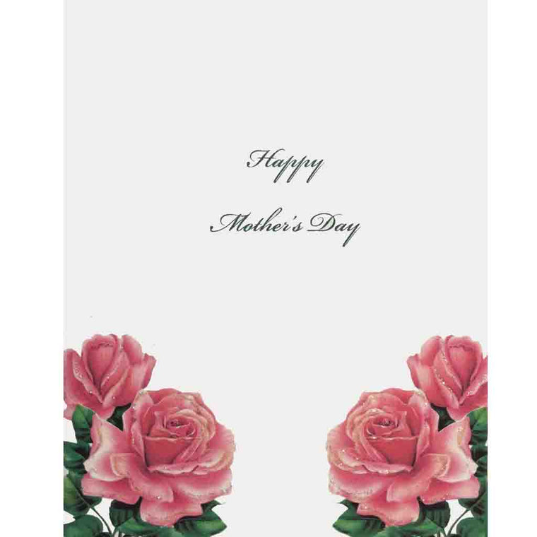 Big Roses Mother's Day Card