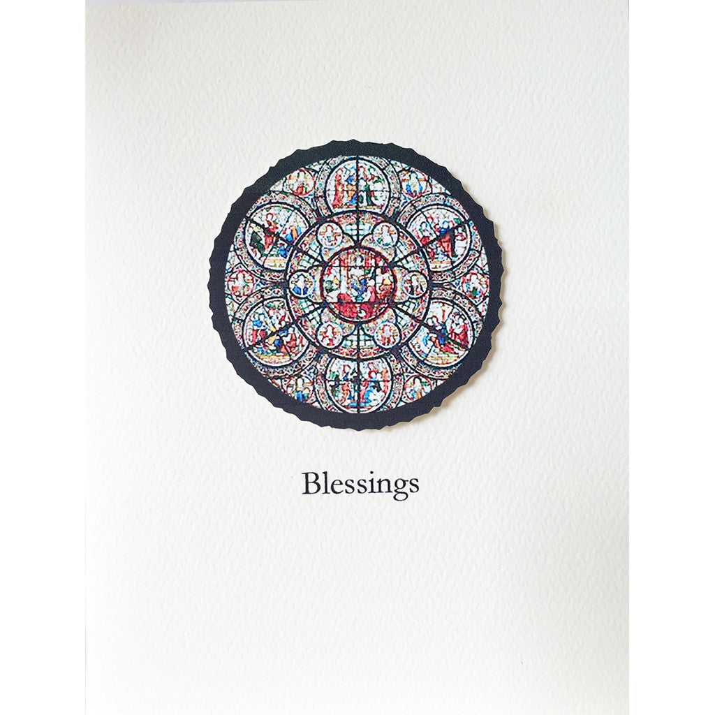 Blessings Greeting Card Lumia Designs