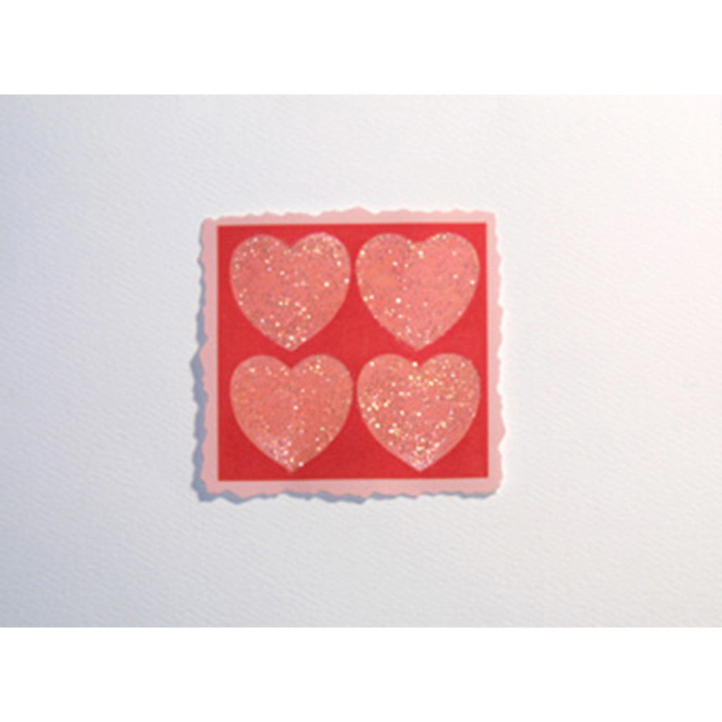 Greeting Card Hearts - Lumia Designs