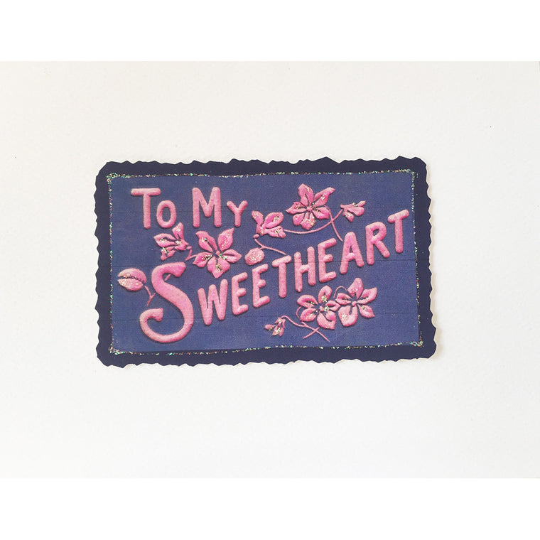 Greeting Card Sweetheart - Lumia Designs