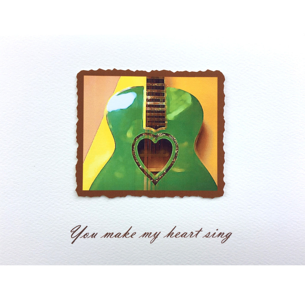 Heart Song Card