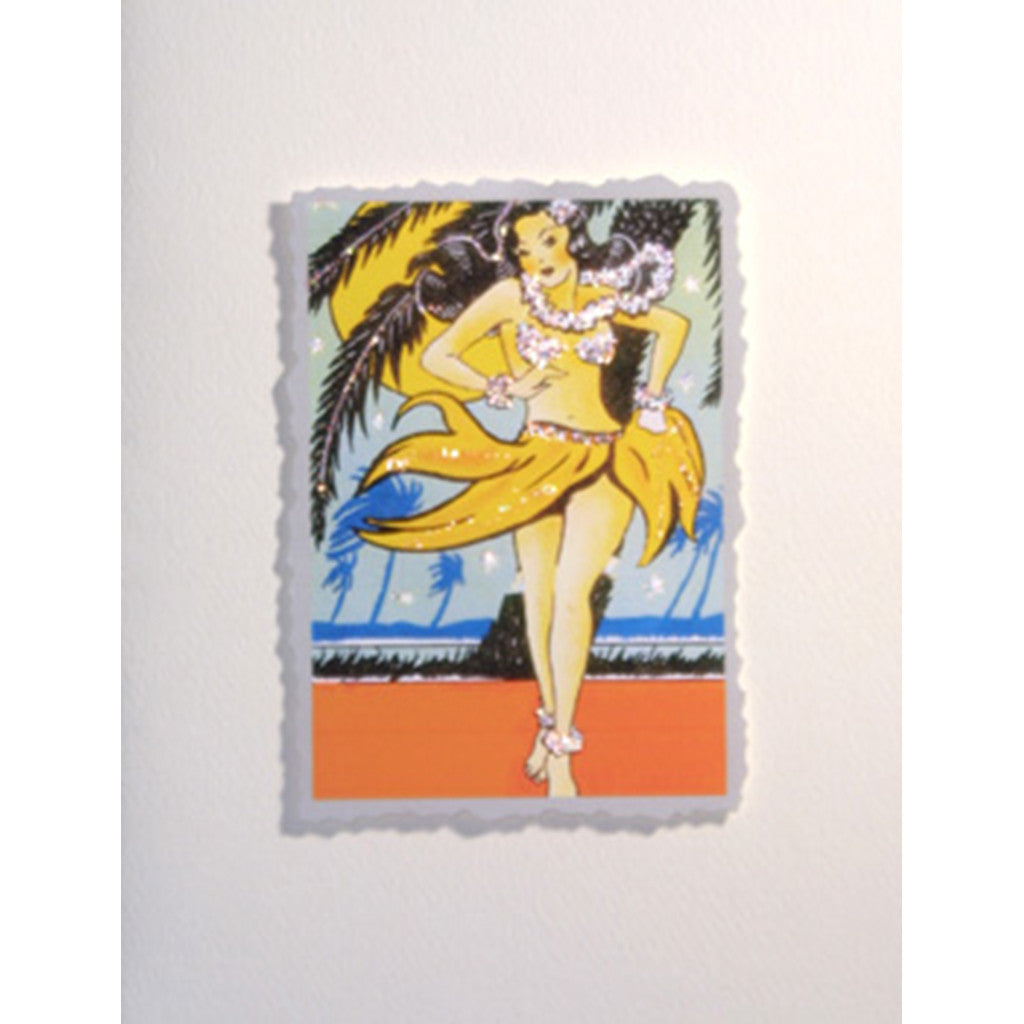 Greeting Card Hula - Lumia Designs