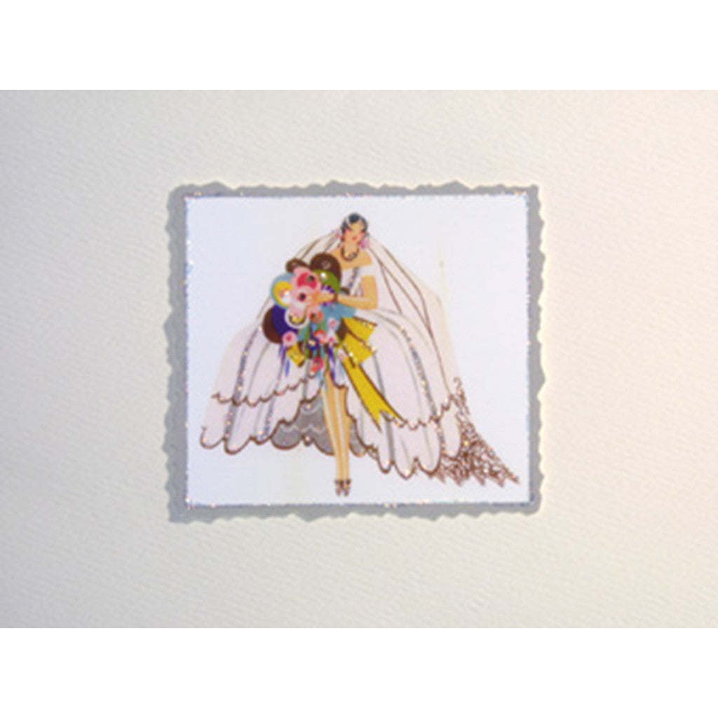 Greeting Card Deco Bride - Lumia Designs