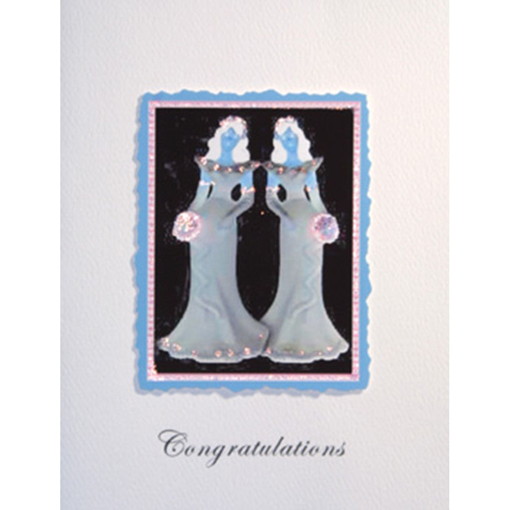 Greeting Card Brides - Lumia Designs