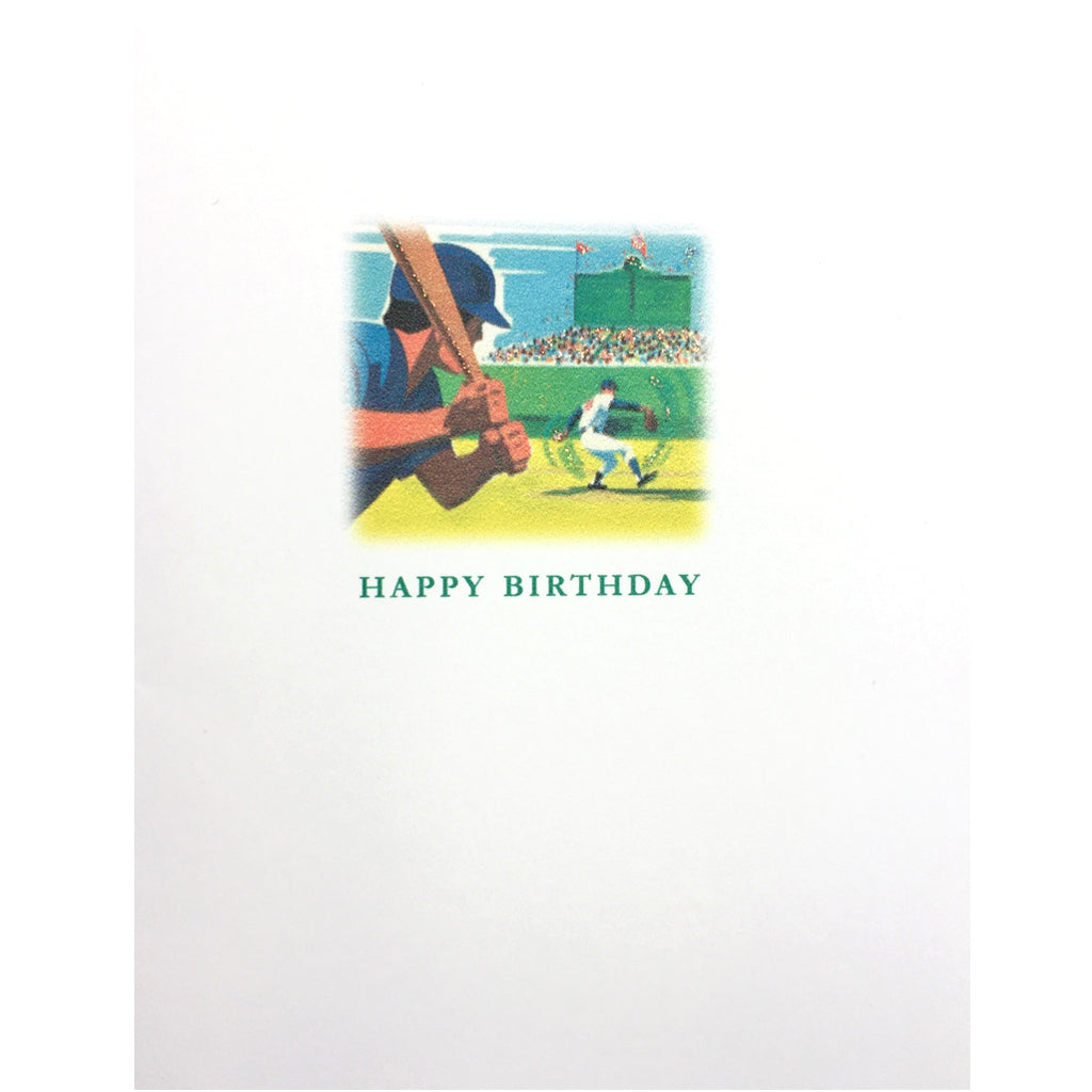 Baseball Birthday Card Lumia Designs
