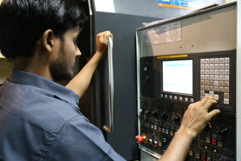 CNC qualification