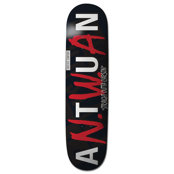 "Antwuan Dixon ""Explicit"" DOG Skateboard"