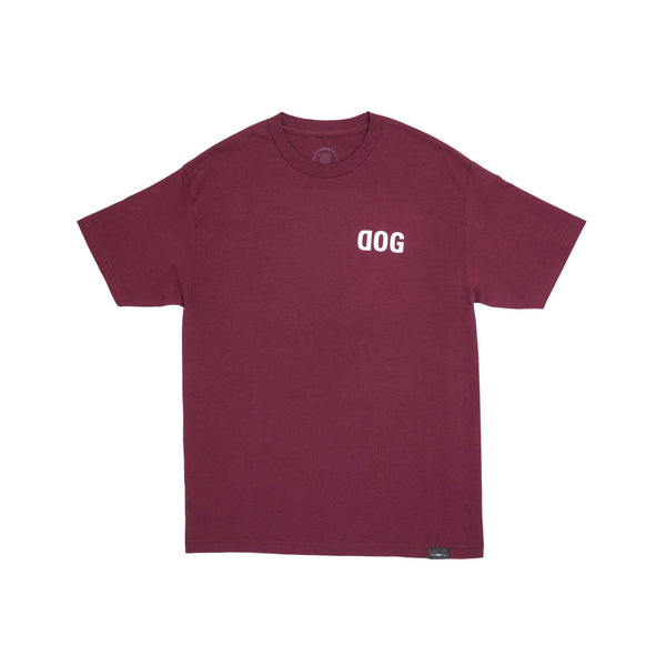 DOG OG Burgundy T-Shirt