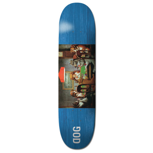 Poker DOG Skateboard