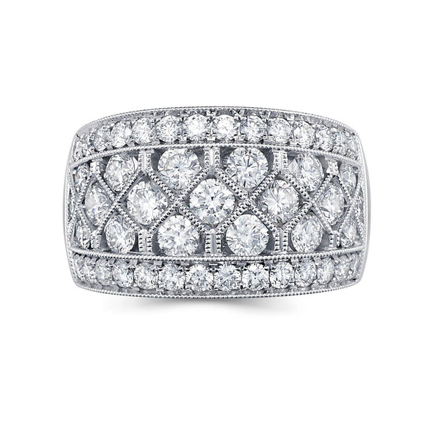 Diamond Band Greenleaf Diamonds