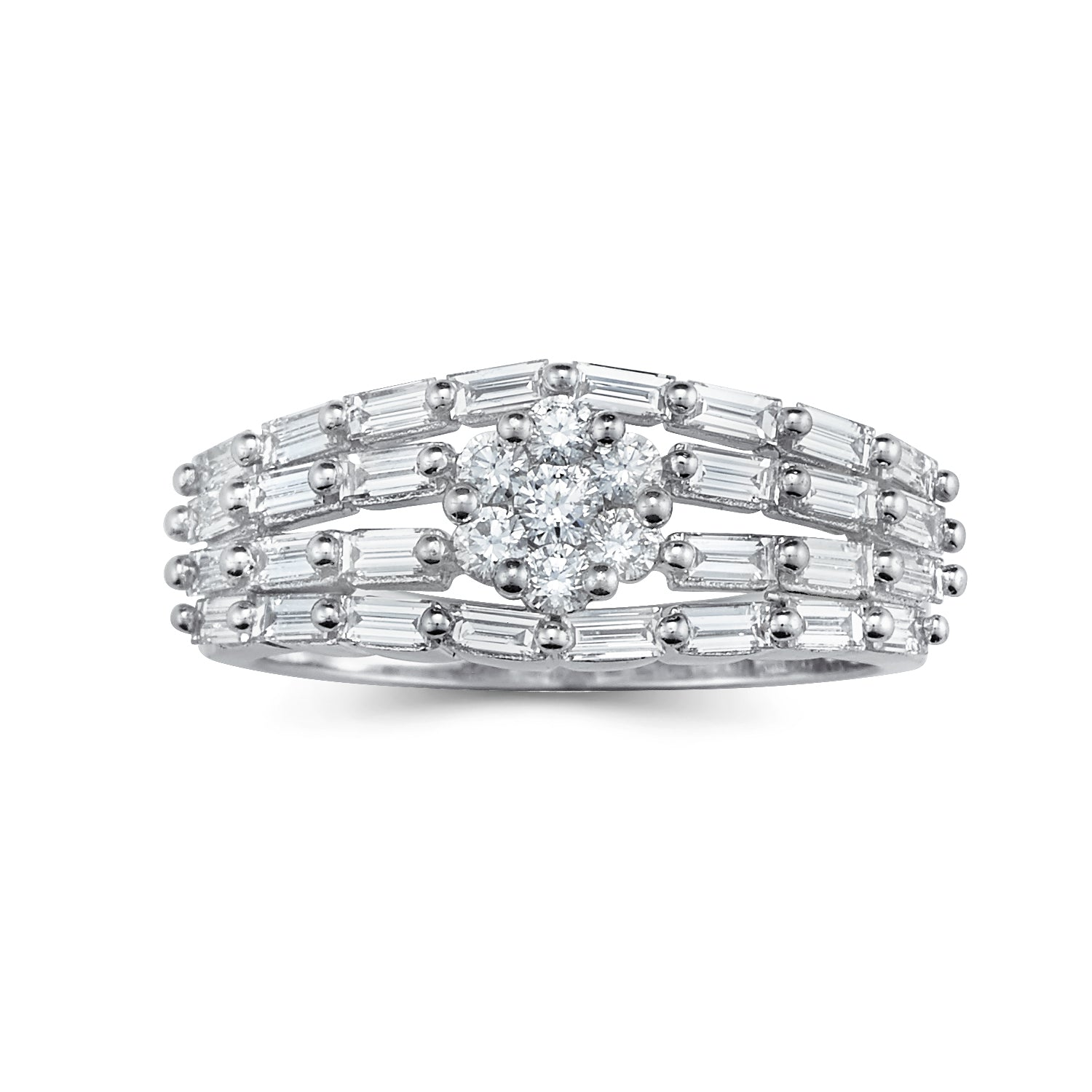 rings x round aa wynne jemma stone main diamond and pave products open engagement strand double ring image