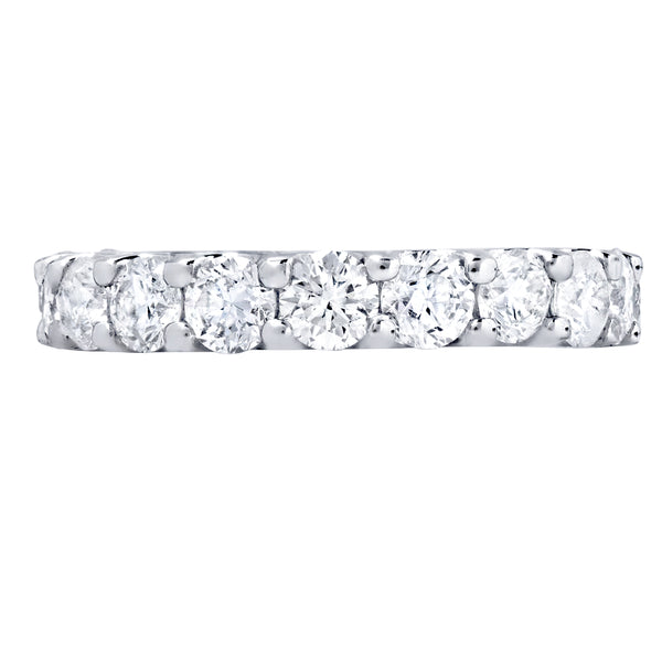 Diamond Eternity Band Greenleaf Diamonds