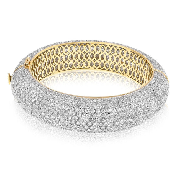 Diamond Micro Pave Bracelet Greenleaf Diamonds