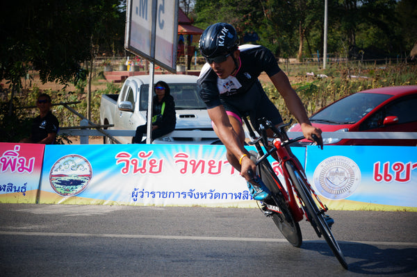 Thailand Championship Stage2, Time Trial Race