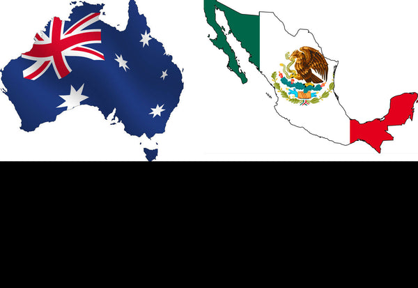 Mexico and Australia : Official Dealer