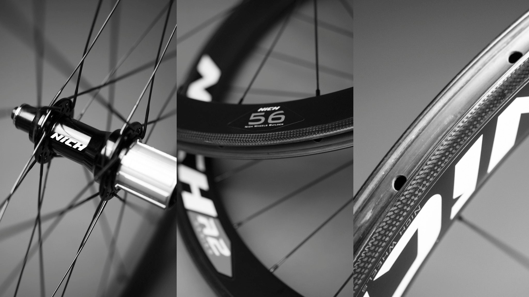 NICH Carbon wheelset Atem2 clincher profile