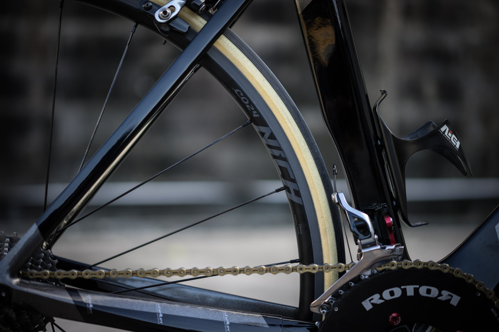 Nich CO24 Aluminum wheelset